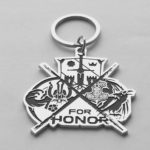 UBISOFT FOR HONOR keyring